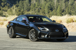 Lexus Recalls RC F, GS F and LC 500 Due to Risk of Fires
