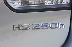 Lexus HS 250h Cars Recalled to Replace Transaxle Assemblies