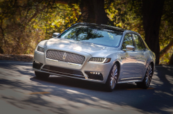 Lincoln Continental Door Latch Recall Includes 28,200 Cars