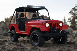 Mahindra Roxor Is NOT a Jeep, Says Chrysler in Federal Complaint