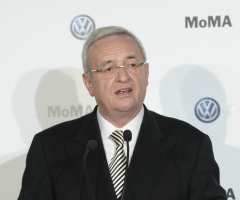 Former VW CEO Martin Winterkorn Charged With Conspiracy