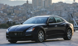 Maserati Recalls Cars and SUVs to Fix Rear-View Cameras