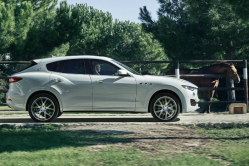 Maserati Recalls 2017 Levante S to Fix Shifting Problems