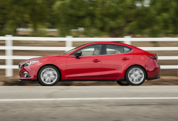 Mazda Recalls Mazda3 and Mazda6 Over Rollaway Risk