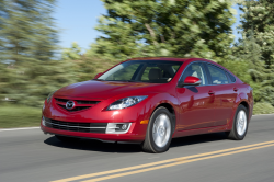 Mazda6 Rusted Front Cross Members Cause Another Recall
