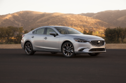 Mazda Recalls Mazda6 Cars Because of 'Weld Spatter'