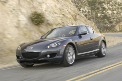 Mazda Recalls RX-8 Cars Over Steering and Fire Risk Problems