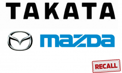 Mazda Recalls 94,000 Vehicles to Fix Takata Airbags