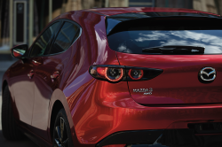 Mazda3 Automatic Emergency Braking Recall Issued