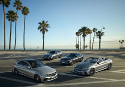 Mercedes-Benz Recalls C-Class Cars For Loose Trim