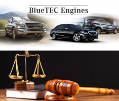 Mercedes-Benz BlueTEC Diesel Emissions Lawsuit Filed in California