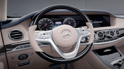 Mercedes-Benz S-Class Vehicles Need New Engines