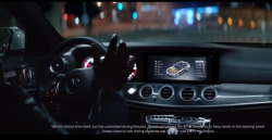 Mercedes-Benz Self-Driving Car Ads Under Fire