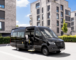 Mercedes-Benz Sprinter 3500 Vans May Lose Stability Control