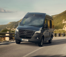 Mercedes and Freightliner Sprinter Vans Recalled Over Airbag Systems