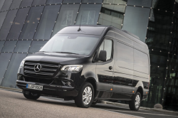 Mercedes Recalls Sprinter Vans Over Brake Fluid Leaks
