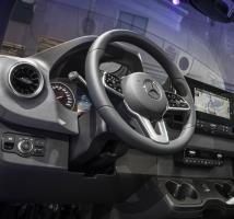 Mercedes Sprinter Vans May Lose Power Steering