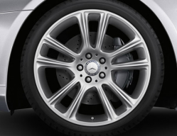 Mercedes-Benz Cracked Rims Lawsuit Rolls On