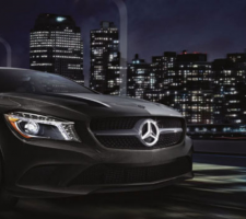 Mercedes Illuminated Star Logo Causes Recall