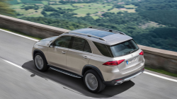 Mercedes Recalls GLE350, GLE450 and GLS580 For Window Trim