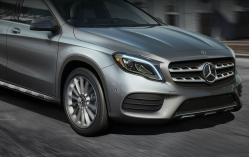 Mercedes GLA250s Recalled Over Faulty Seat Belt Components