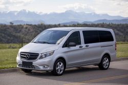 Mercedes-Benz Metris Vans Recalled Over Power Steering