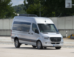 Sprinter Van Recall Issued To Fix Abutting Wedges