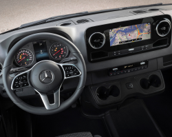 Mercedes-Benz Sprinter Vans Recalled Twice