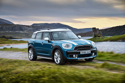 MINI Cooper Recalls Countryman For Missing Crash Plates