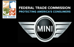 MINI Slapped With 20-Year Consent Order From FTC