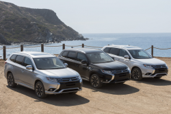 Mitsubishi Recalls Outlander, Outlander PHEV, Outlander Sport and Eclipse Cross
