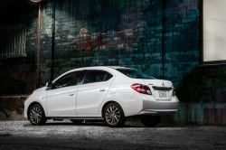 Mitsubishi Mirage G4s Have Airbags That May Fail