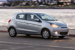 Mitsubishi Mirage Recalled Due To Road Salt