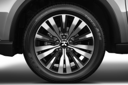 Mitsubishi Recalls Outlanders With Wrong Wheel Rim Info