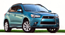 Mitsubishi Recalls Outlander Sport For Brake Light Problems
