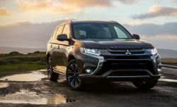 Mitsubishi Recalls Outlanders and Eclipse Cross SUVs