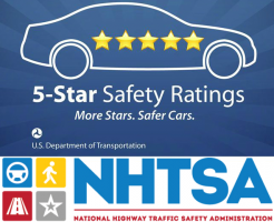 NHTSA Crash Test Ratings Will Be Expanded and Upgraded