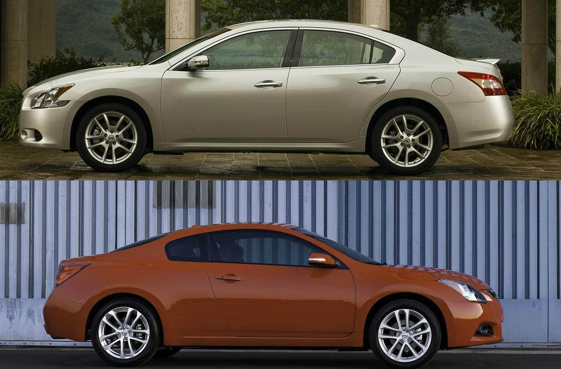 Nissan Altima and Maxima Steering Lock Problems to be Fixed ...