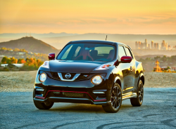 Nissan Recalls Juke Nismo RS SUVs For Braking Problems