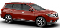Nissan Recalls Pathfinder and Infiniti JX For Brake Problems
