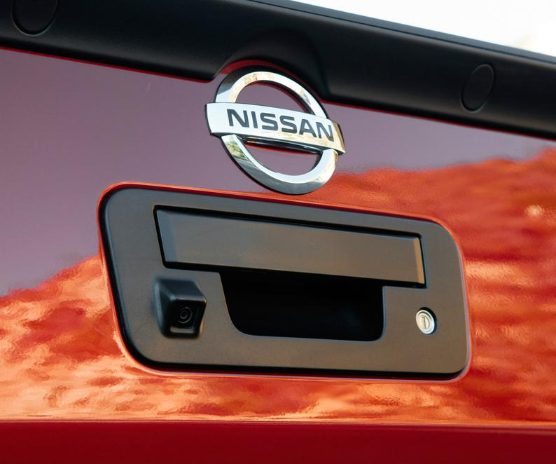 Nissan Repairs Unintended Airbag Deployments In The Frontier Titan
