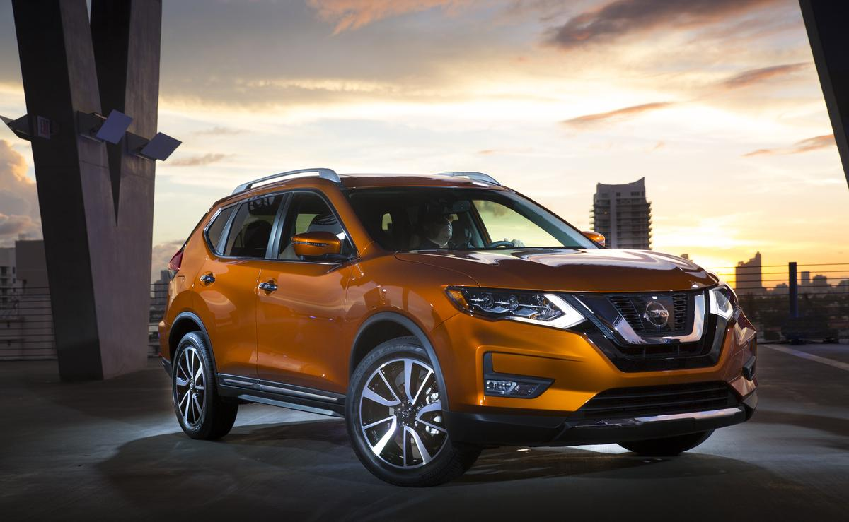 Nissan Rogues Recalled To Fix Rear Seat Problems Carcomplaints Com