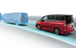 Nissan 'ProPILOT' To Make Debut in Serena Minivan