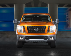 Nissan Recalls Titan Trucks Due To Alternator Wire Harnesses