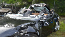 NTSB Tesla Crash Investigation Blames 2 Drivers and the Model S