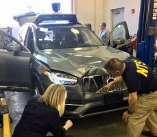 Lack of Federal Safety Standards Contributed to Uber Crash