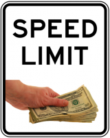 Should Drivers be Paid to Obey Speed Limits?