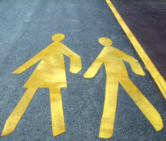 Technology to Help Drivers See Pedestrians Before It's Too Late