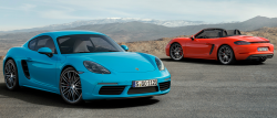 Porsche 718 Recall Ordered For 14,300 Vehicles