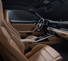 Porsche Recalls 911 Cars To Replace the Seats